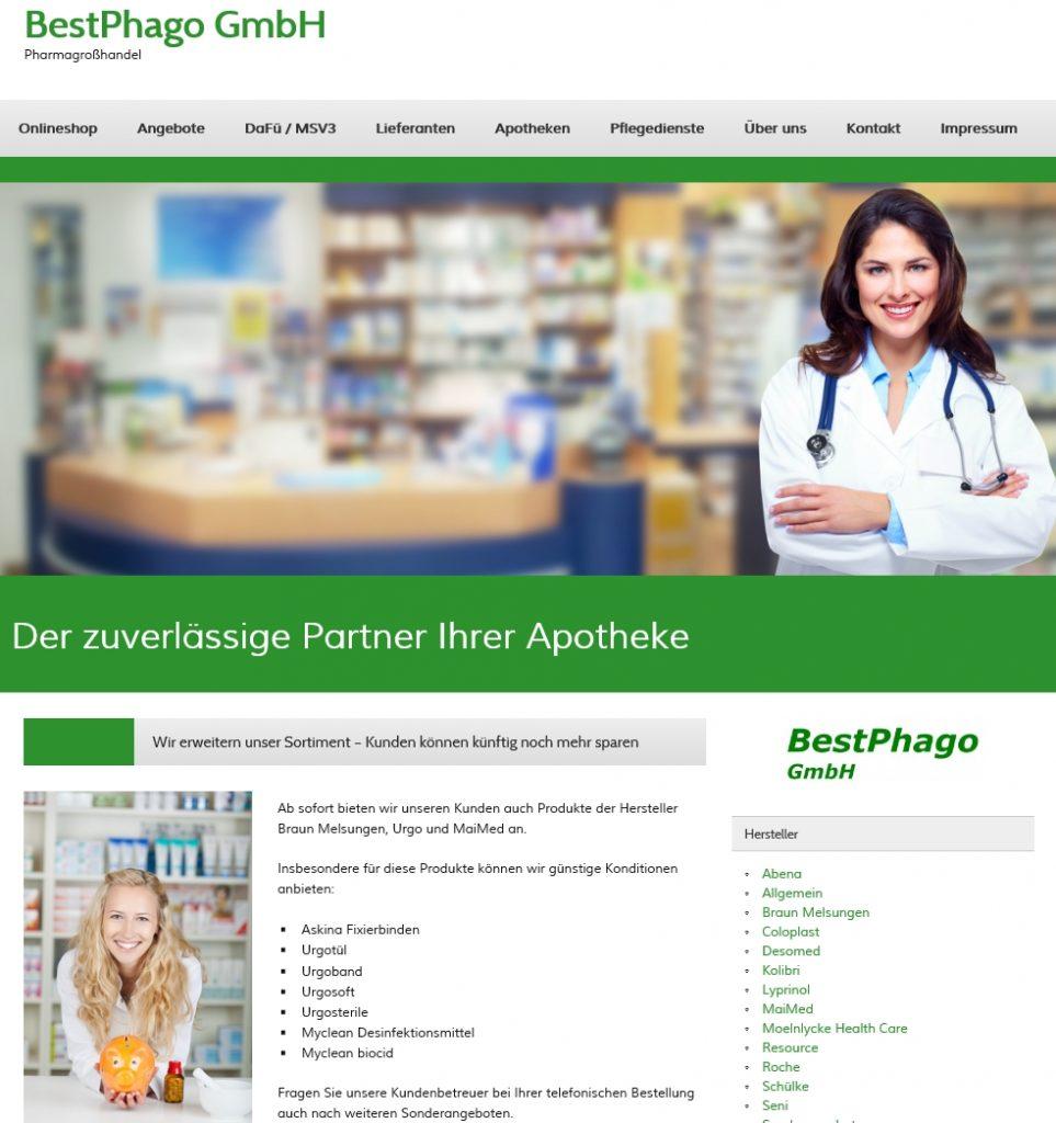 Zum Pharmagroßhandel für Apotheken hier klicken